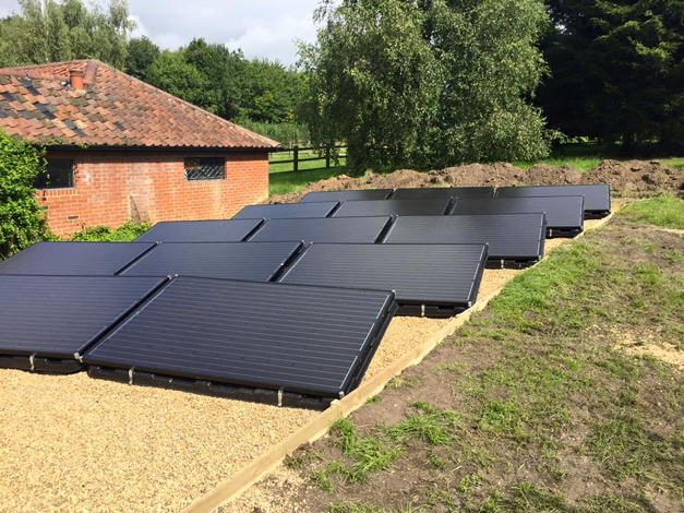 Solar Photovoltaics Panel Installers in Suffolk, Essex & Norfolk
