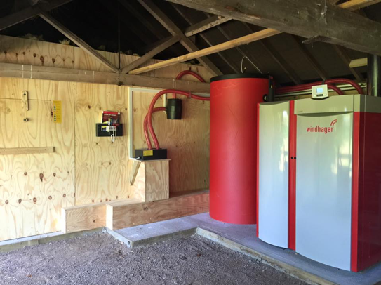 Biomass Boiler Installers Suffolk